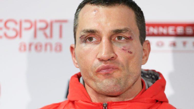 Владимир Кличко будет драться 10 декабря за пояс WBA – соперник пока неизвестен