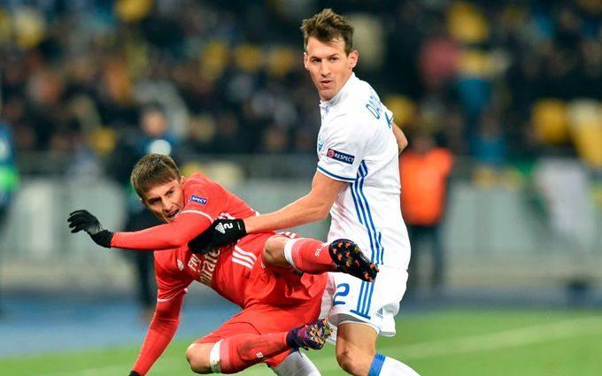 Леонид Буряк – о поражении «Динамо»: «Теперь нужно думать о Лиге Европы»