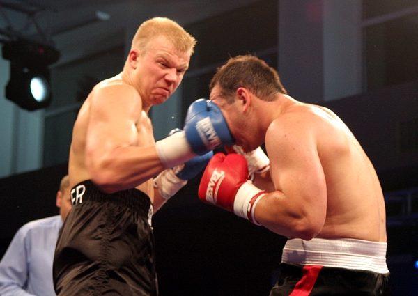 Украинский боксер Дмитрий Кучер проведет бой за звание чемпиона мира