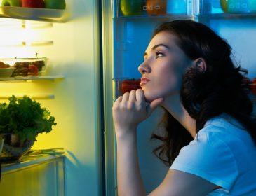 Как сделать ночные перекусы полезными