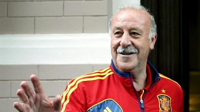 Бывший тренер сборной Испании Дель Боске отказался от предложения из Китая в 10 миллионов евро (фото)