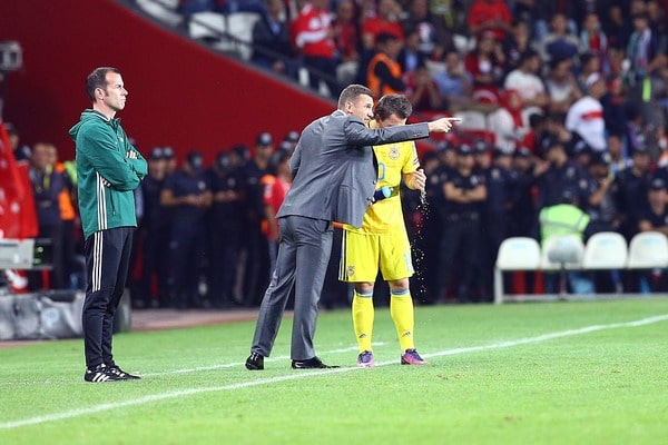 Шевченко удивил неожиданным решением после ничьей сборной Украины с Турцией