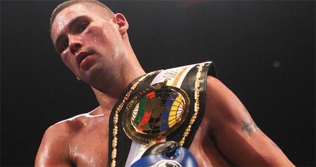 Чемпион WBC: «Усик – единственный мой конкурент. Он будет избивать меня, пока я его не нокаутирую» (фото)