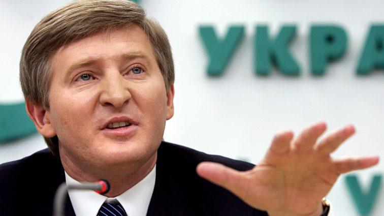 Ринат Ахметов: «Я люблю Донецк, Донбасс, и, конечно, я его вижу в единой стране»