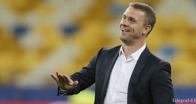 Ребров рассказал о позитивных изменениях «Динамо» (фото)
