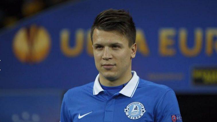Евгений Коноплянка забил два гола в Кубке Германии (фото)