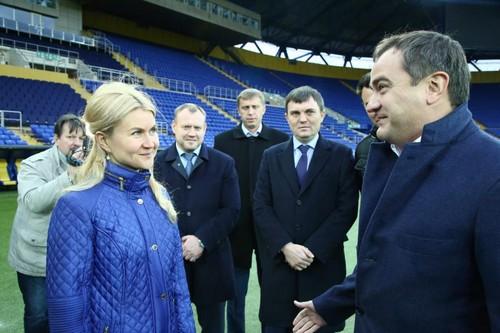 ОФИЦИАЛЬНО: Украина примет Сербию в Харькове (фото)