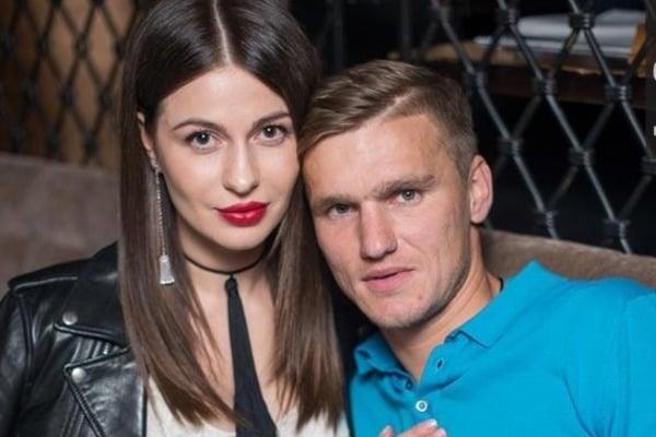 «Конченый ублюдок»: жена футболиста «Динамо» пообещала жестко отомстить за насмешки над мужем