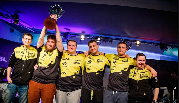 Украинцы выиграли $ 125 тыс. В Counter-Strike