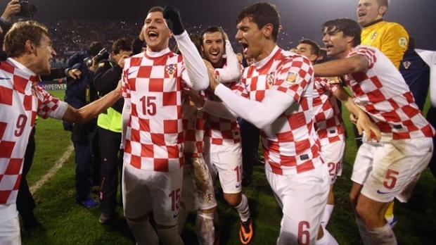 Сборная Хорватии сыграет с Украиной на «Максимире» (фото)