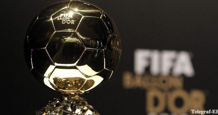 В понедельник будет представлен список 30 претендентов на «Золотой мяч»