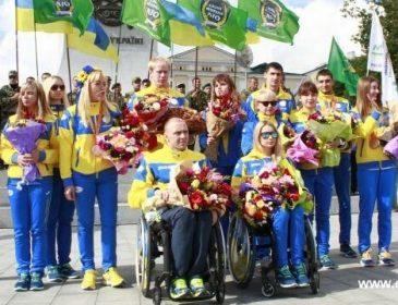 Паралимпийцам Харькова выплатят дополнительные премии (фото)