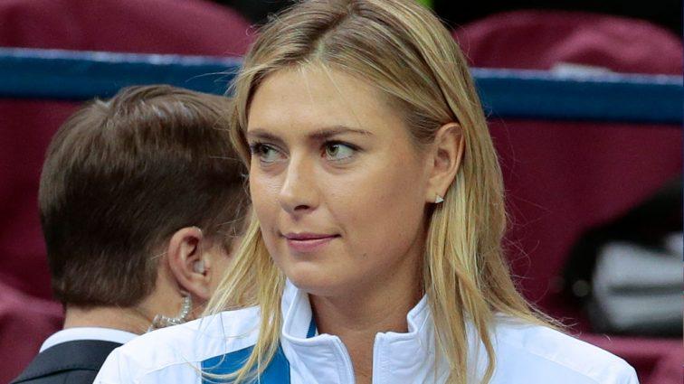 Поклонники рады: Мария Шарапова вернется на корт после дисквалификации (фото)