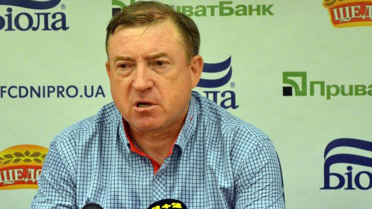 Вячеслав Грозный стал тренером «Динамо»