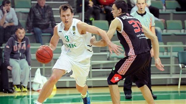 Чемпионат Украины по баскетболу: «Химик» громит аутсайдера, «Днепр» побеждает дома