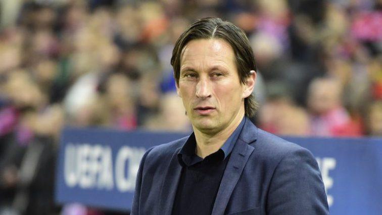 Тренер «Байера» назвал коллегу идиотом и был оштрафован на 15 тысяч евро (фото)
