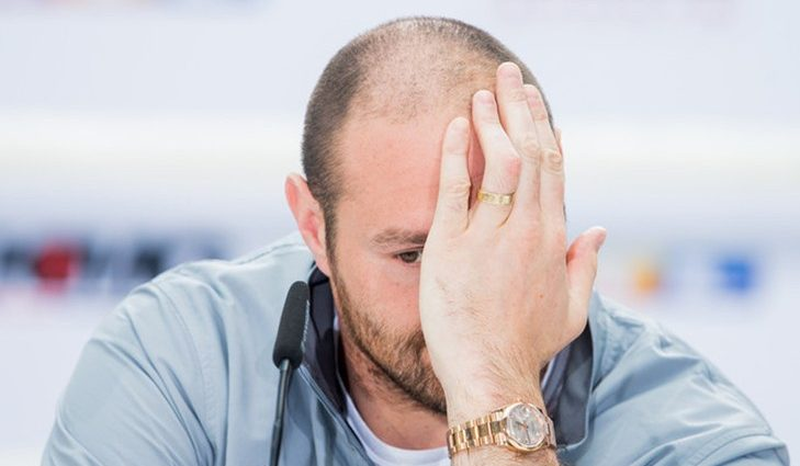 Как наркоман Фьюри ушел в «отпуск» и подставил Кличко (фото)