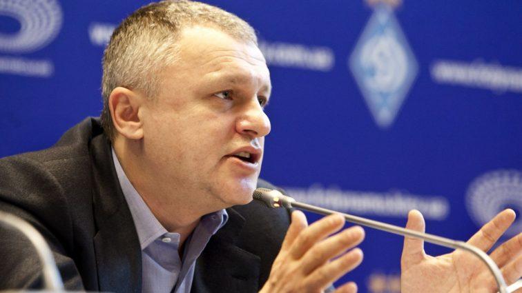 Игорь Суркис не будет штрафовать Виду за пьянство