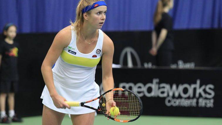 Элина Свитолина – единственная в украинском спорте женщина, заработавшая за год миллион долларов