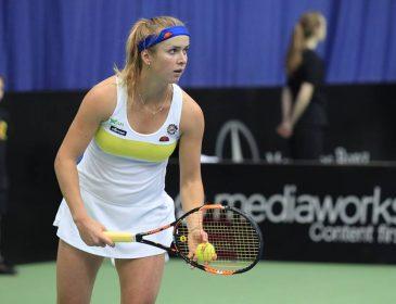 Лучшая теннисистка Украины уверенно обыграла россиянку