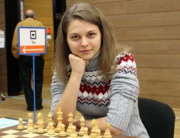 Украинка в тройке сильнейших шахматистов мира