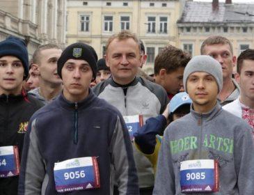 Все дороги ведут во Львов: в городе провели грандиозное легкоатлетическое мероприятие