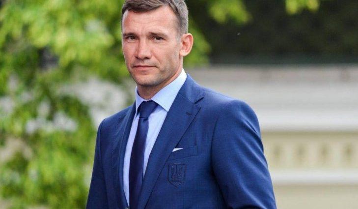 Шевченко объявил состав сборной Украины — есть несколько неожиданностей