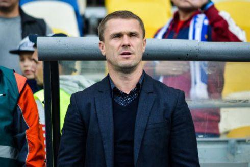 Ребров оправдывается за провал «Динамо»