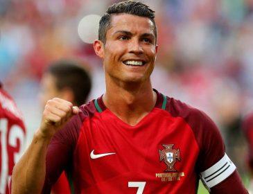 Роналду продал свое лицо Nike до конца жизни