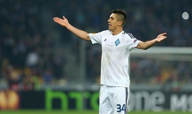 Почему Хачериди не нашлось места в сборной Украины