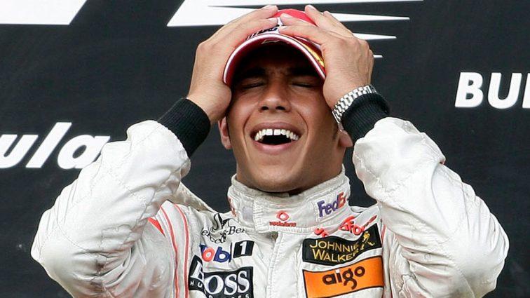 Льюис Хэмилтон выиграл квалификацию Гран-при Бразилии