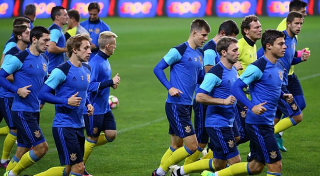 На матч с финнами тренеры сборной Украины вызвали семь легионеров