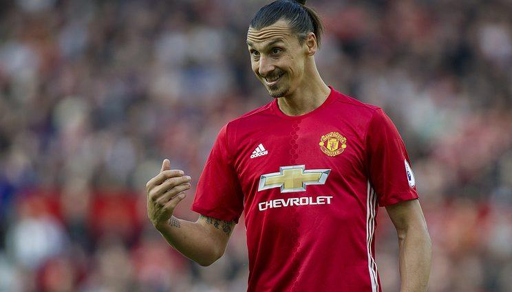 Дубль Ибрагимовича принес «Манчестер Юнайтед» победу над «Суонси»