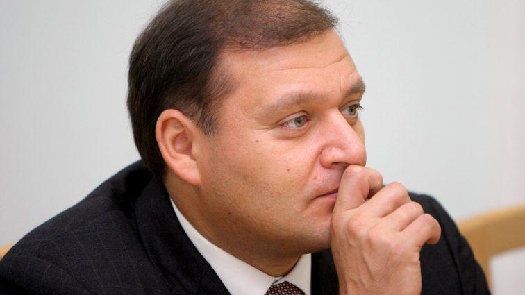 Добкина «погнали» с должности президента Харьковской федерации футбола