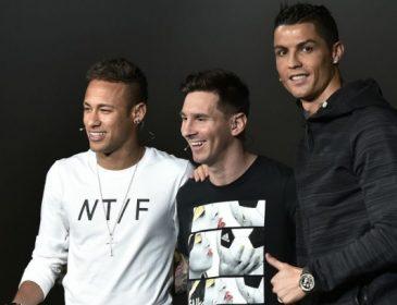 Лучшего футболиста мира будут выбирать болельщики