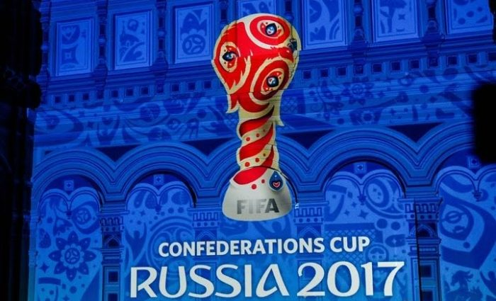 Стал известен размер призовых на Кубке конфедераций-2017