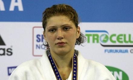 Дзюдоистка Елизавета Каланина завоевала «бронзу» на чемпионате Европы
