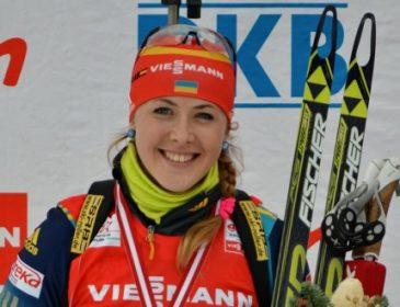 Биатлонистка Юлия Джима победила в масс-старте в Норвегии