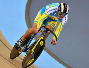Украинские велогонщики завоевали два «золота» на этапе Кубка мира в Нидерландах