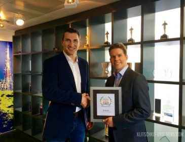Владимир Кличко владеет лучшим отелем столицы