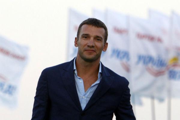 Андрей Шевченко: «У нас есть костяк, с которым я хочу закончить этот год»