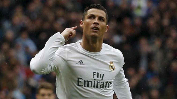 Криштиану Роналду продлит контракт с «Реалом» до 2021 года