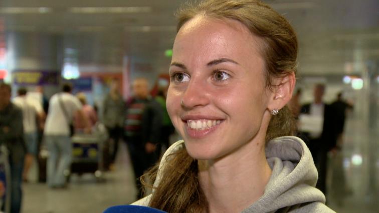 Украинка И.Кашина победила на Гран-при по спортивной ходьбе
