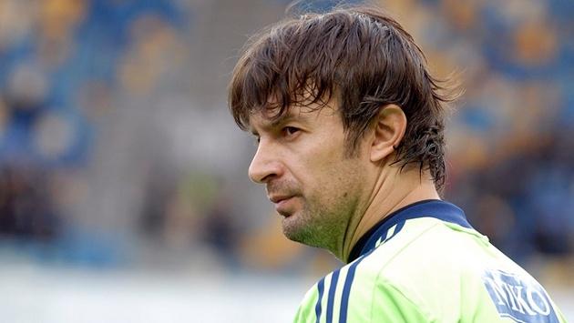 41-летний Шовковский – наименее травмоопасный игрок в «Динамо»