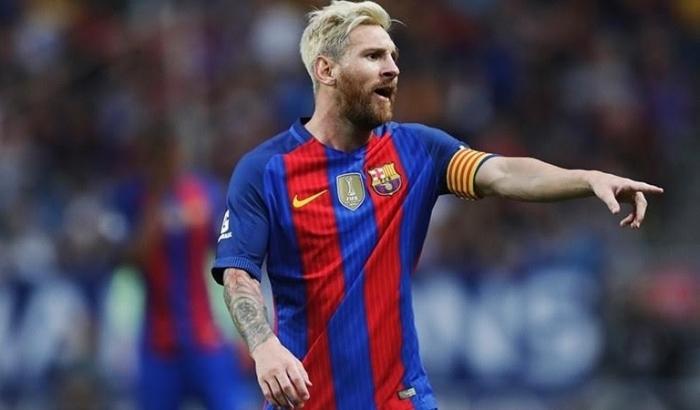 Месси: «Барселона» не зависит от меня