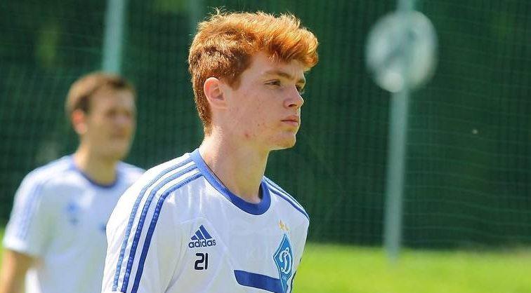 Виктор Цыганков – пятый в списке самых молодых игроков сборной Украины в истории