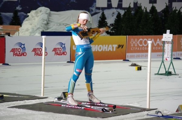 Лучшая спортсменка декабря в Украине — лыжница из Тернополя
