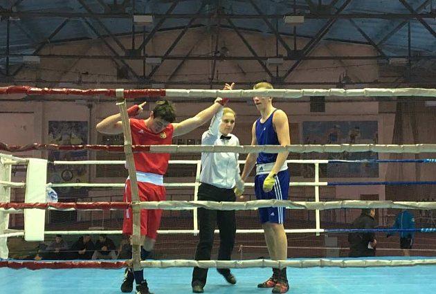 Бердянский боксер стал чемпионом Украины среди молодежи