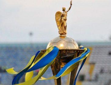 Стало известно где состоится финал Кубка Украины
