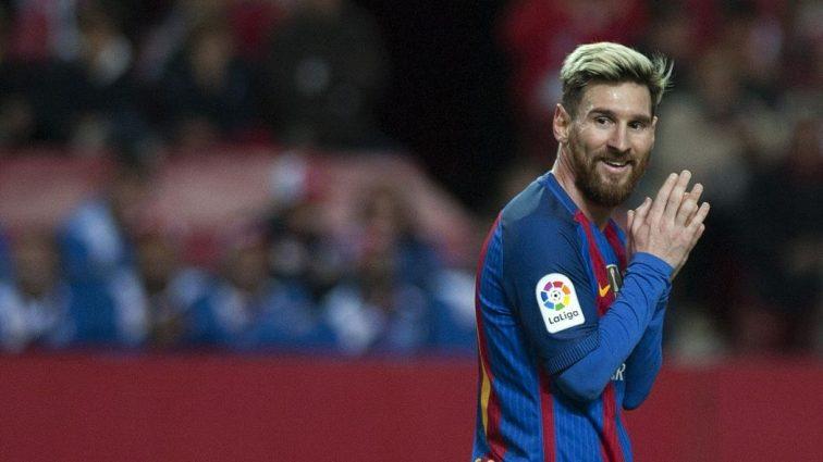 Китайский клуб предлагает Месси контракт на 500 миллионов